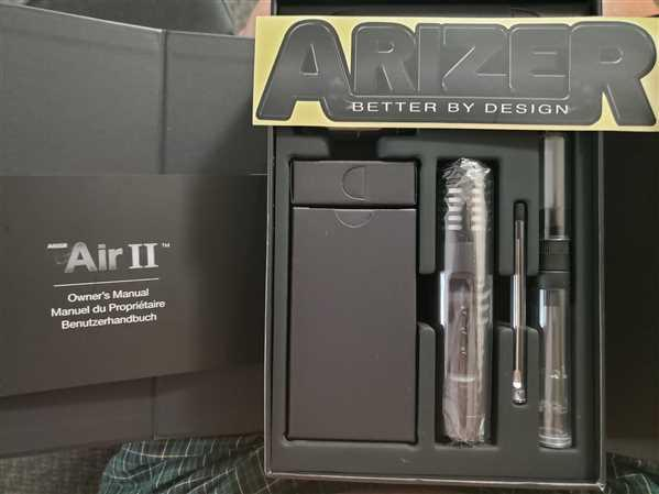 Great White North Vaporizer Company Arizer Air 2 Portable Vaporizer Review