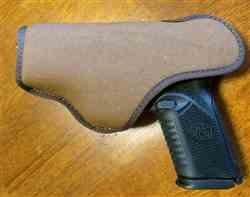 Albert G. verified customer review of Inside The Waistband Nylon Fitted Holster