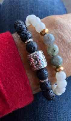 Anonymous verified customer review of Soulful Mala Bracelet