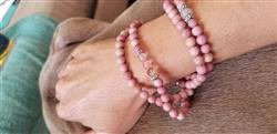 Deborah S. verified customer review of Pure Strength 108 Bead Bracelet