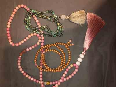 Melissa Bayless verified customer review of Beyond Mala Necklace