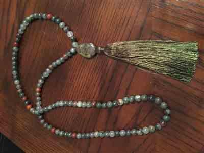 Mala Prayer Courage Review