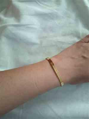 Jennifer M. verified customer review of PURELEI 'happiness' bangle