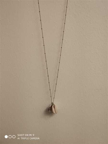 PURELEI PURELEI 'Cowry' necklace Review