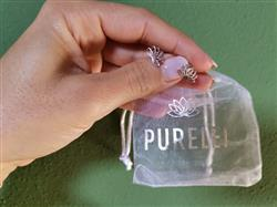 Jasmin F. verified customer review of PURELEI 'Lotus' earring