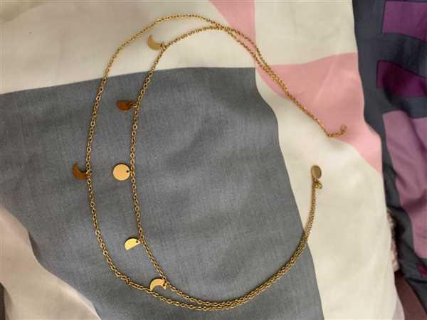 PURELEI PURELEI 'Luna' necklace Review