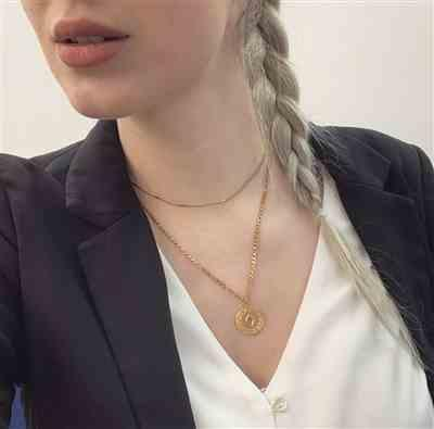 Nicole Puls verified customer review of PURELEI 'Lolani' necklace