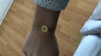Jaqueline Mandorino verified customer review of Armband 'Lolani'