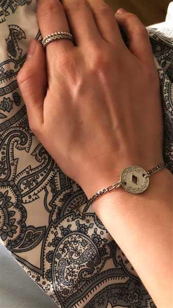 Franziska Ambrosi verified customer review of Armband 'Lolani'