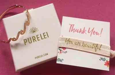 Marlen K. verified customer review of PURELEI 'Hawewe' bangle