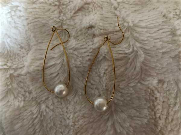 Maike Koop verified customer review of PURELEI 'Momi' Earring