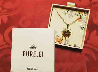 Carina Wittwer verified customer review of PURELEI 'Sun' necklace