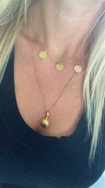 PURELEI PURELEI 'Coin' Necklace Review