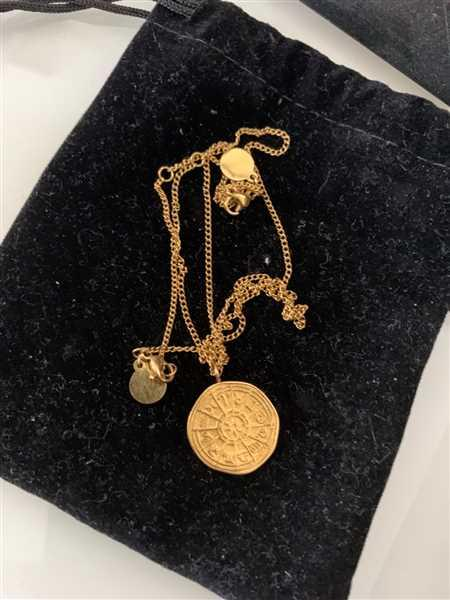 Anonymous verified customer review of PURELEI 'Zodiac' Necklace