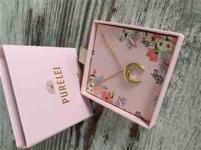 Ines H. verified customer review of PURELEI 'Moon' Necklace