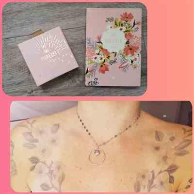 Juliane H. verified customer review of PURELEI 'Luana Sun' Necklace