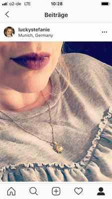 Stefanie Fuchs verified customer review of PURELEI 'Luana Sun' Necklace