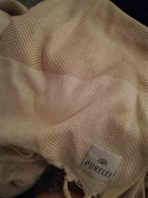 Kira H. verified customer review of PURELEI 'Molokai' towel
