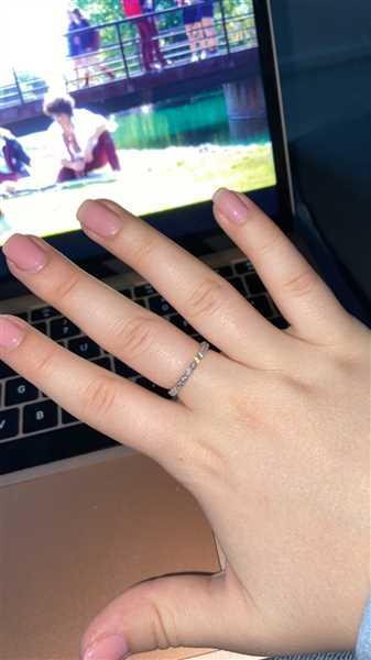 Anonymous verified customer review of PURELEI 'Haleiwa' Ring