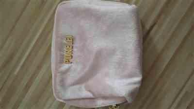 Melanie B. verified customer review of PURELEI Cosmetic Bag