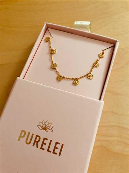 Anonymous verified customer review of PURELEI 'Malihini Coin' Bracelet