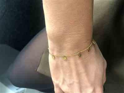 Patricia Bartelt verified customer review of PURELEI 'Malihini Coin' Bracelet