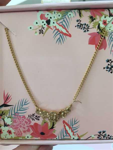 PURELEI PURELEI 'Lihini' Necklace Review