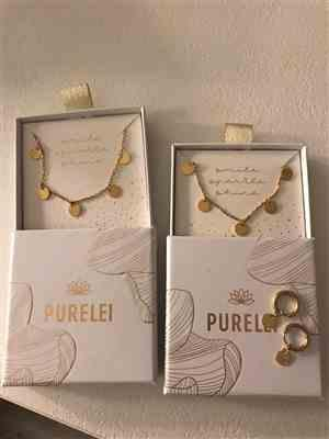 Valentina Klees verified customer review of PURELEI 'i'lalo' Anklet