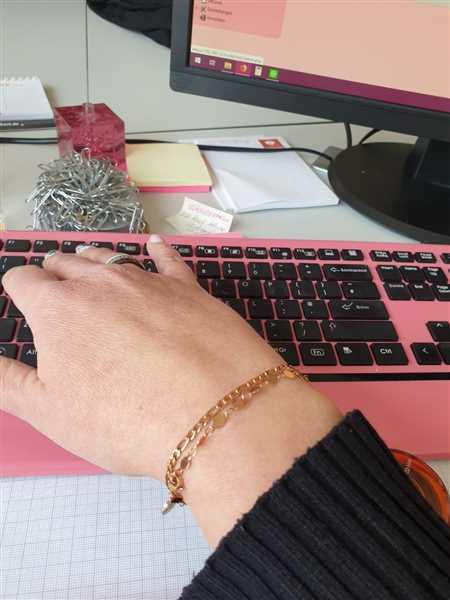 Daniela Wallrodt verified customer review of PURELEI 'Basic Bracelet' Set