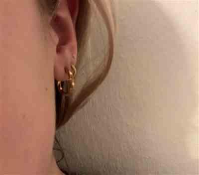 Janett Riesner verified customer review of PURELEI 'Kelani' Earring