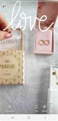 Kaluza Anastasia  verified customer review of PURELEI 'Kanani' Earring