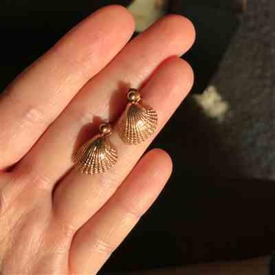 Sarah Schelling verified customer review of PURELEI 'Menami' Earring