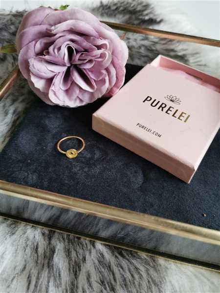 Isabelle M. verified customer review of PURELEI 'Lolani' Ring