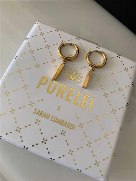 Anonymous verified customer review of PURELEI 'Huli Creole' Earring