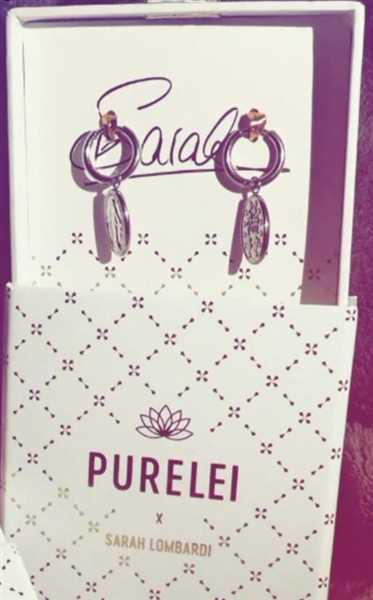 Carina Poerschke verified customer review of PURELEI 'Manaoio Creole' Earring