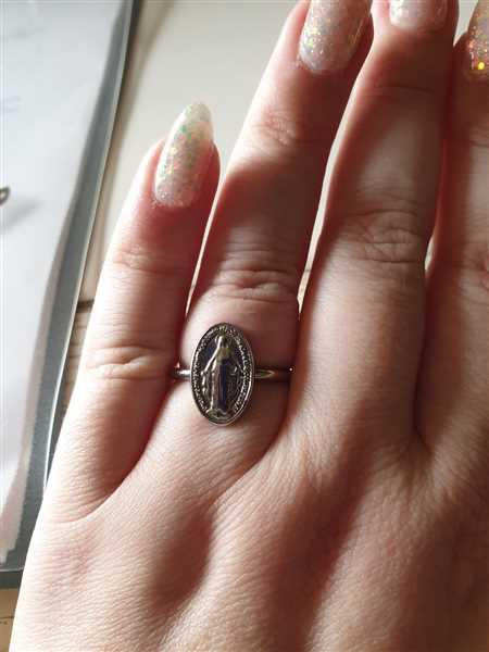 Mendy Jaksa verified customer review of PURELEI 'Manaoio' Ring