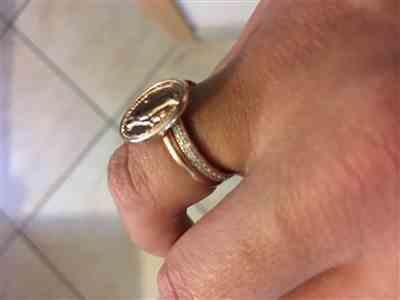 Blazenka Reis verified customer review of PURELEI 'Manaoio' Ring
