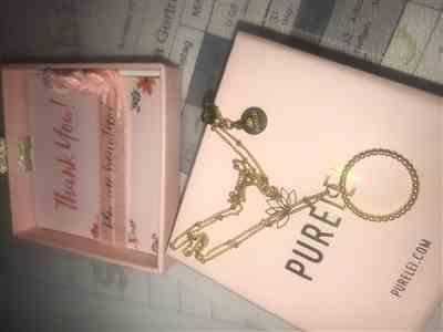 Paula Schmitz verified customer review of PURELEI 'Karma' Necklace