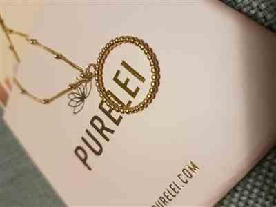 I Lotter verified customer review of PURELEI 'Karma' Necklace
