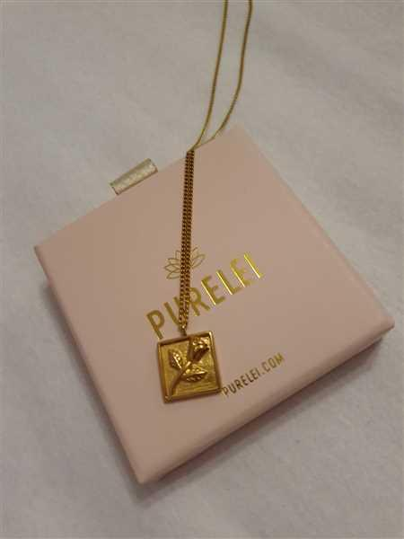 Samira Togulga verified customer review of PURELEI 'Lula' Necklace