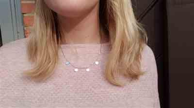 Sophie Schweißhelm verified customer review of PURELEI 'Lokelani' Necklace