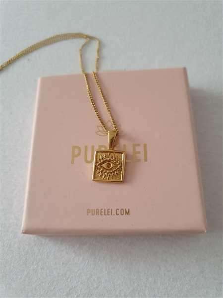 Samira T. verified customer review of PURELEI 'Ike' Necklace