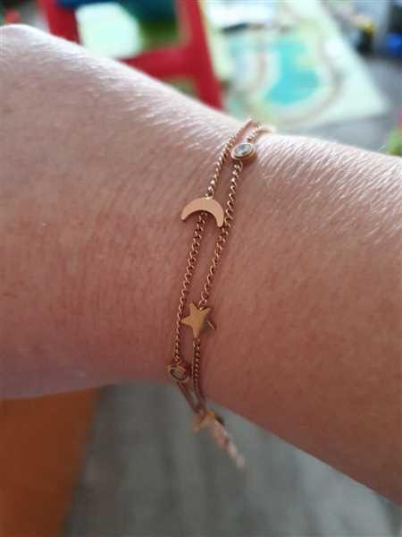 Vanessa Zepuntke verified customer review of PURELEI 'Holuna' Bracelet
