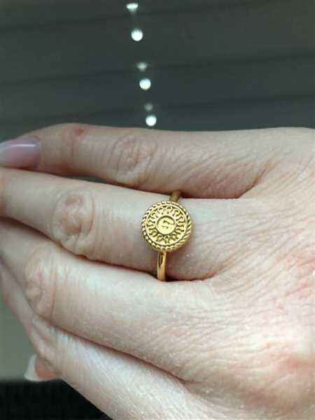 Anonymous verified customer review of PURELEI 'Waina' Ring