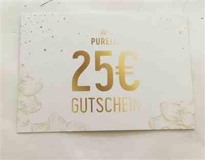 Julia Wittek verified customer review of PURELEI Gutscheinkarte per Post