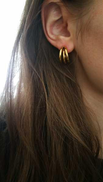 Marlene Leitner verified customer review of PURELEI 'Eono' Earring