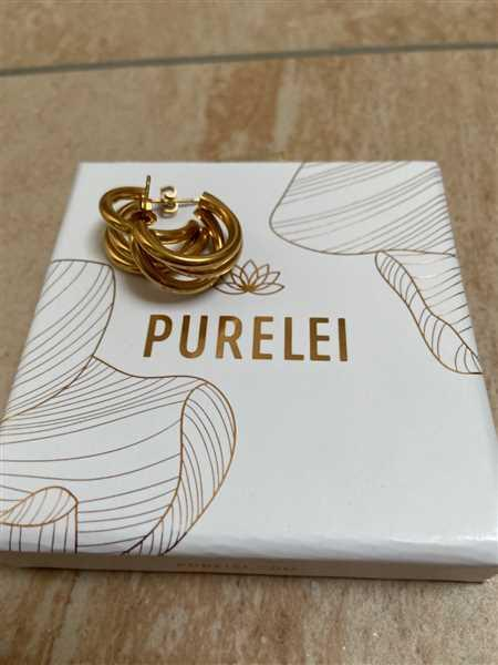 Anna Büdel verified customer review of PURELEI 'Eono' Earring