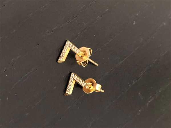 PURELEI PURELEI 'Glowing V' Earring Review