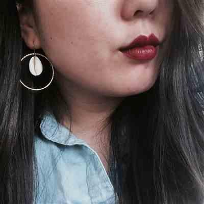 Katherine W. verified customer review of PURELEI 'Cowry Queen' Earrings