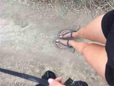 Cici Cyr verified customer review of Circadian Lifestyle Sandals